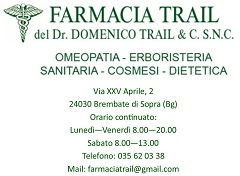 FARMACIA TRAIL del Dr. DOMENICO TRAIL & C. S.N.C.